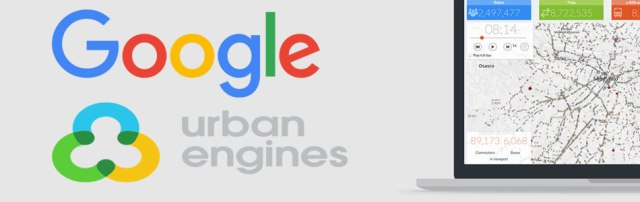 Google Maps and Urban Engine